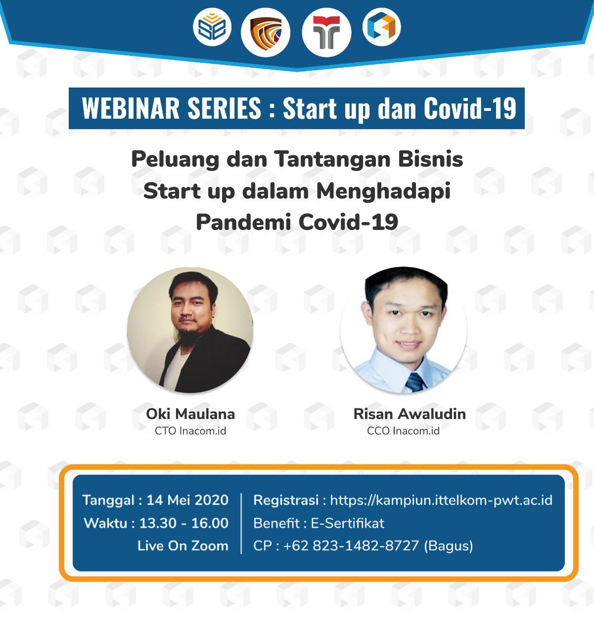 Peluang dan Tantangan Bisnis Startup dalam Menghadapi Pandemi Covid-19