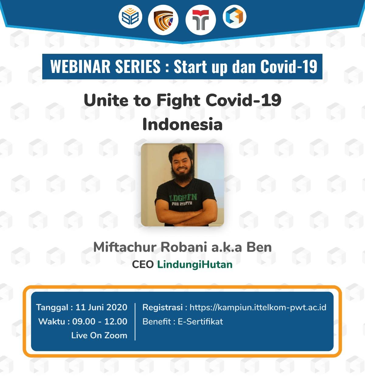 Unite to Fight Covid-19 Indonesia