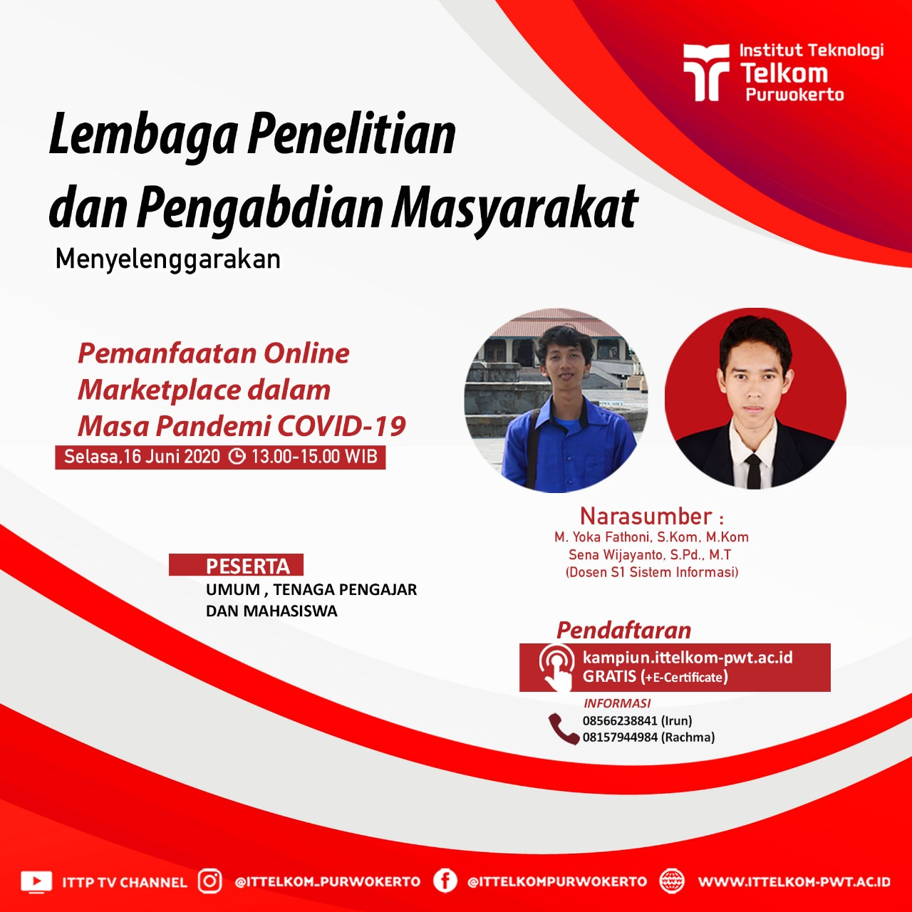 Pemanfaatan Online Marketplace dalam Masa Pandemi COVID-19