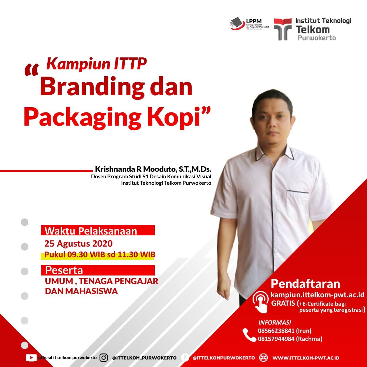 Branding dan Packaging Kopi