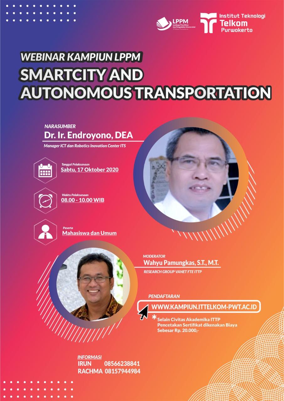 Smartcity and Autonomous Transportation