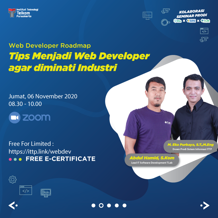 Web Developer Roadmap : Tips menjadi Web Developer agar diminati industri