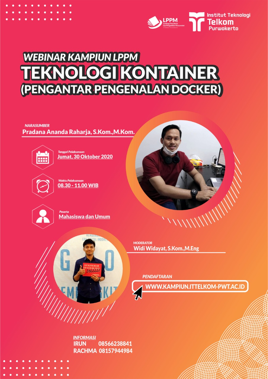 Teknologi Kontainer (Pengantar Pengenalan Docker)